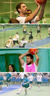 Indoor Netball in Melbourne, Bayside