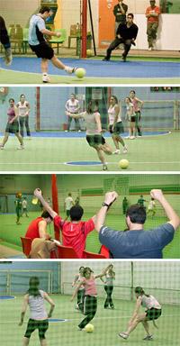 Indoor Soccer in Melbourne
